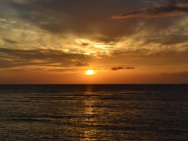 sea-horizon